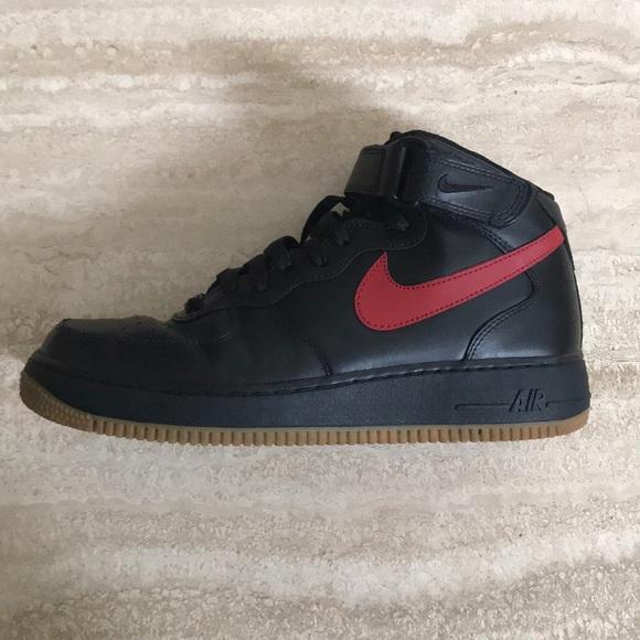 Black Nike Rare Force 1 Air JcK1u3TlF